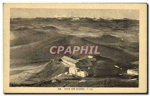 Old Postcard Puy de Dome