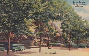 Sweet Springs Eureka Springs Aransas 1954