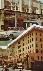 Aragon Hotel , JACKSONVILLE , Florida , 50-60s