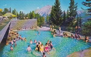 Canada Upper Hot Springs Pool British Columbia