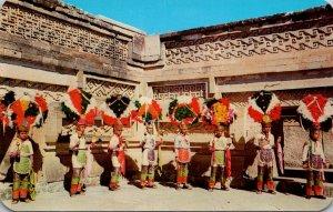 Mexico Oaxaca Plume Dancers