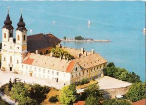 Hungary, TIHANY, Abbey, unused Postcard