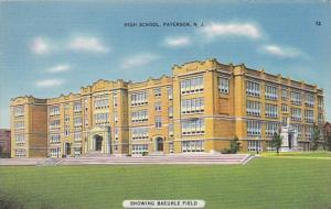 High School Paterson New Jersey