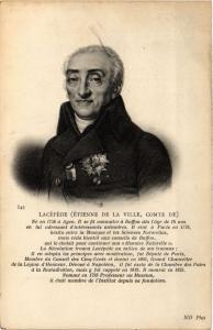 CPA politique LACÉPEDE (303173)