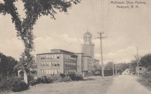 NEWPORT , New Hampshire , 1909 ; McElwain Shoe Factory