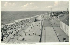 Germany Nordseeheilbad Westerland a Sylt 02.91
