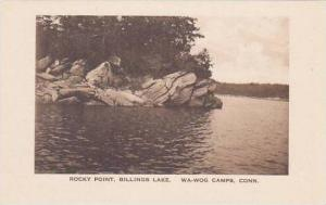 Connecticut Wa-Wog Camps Rocky Point Billings Lake Albertype