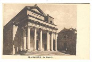 Exterior, La Cattedrale, Repubblica Di S. Marino, 1900-1910s