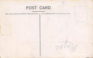 Smilthville Missouri~Public School c1915 Ruth & Langley Sepia PC