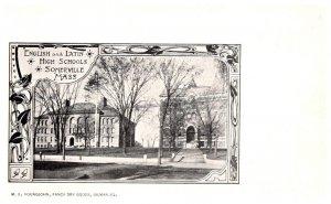 Massachusetts   Somerville English and latin High Schools PMC