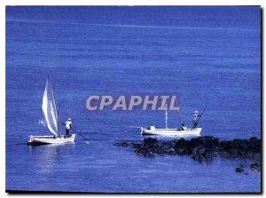 Postcard Modern Mauritius Photo C. Laville