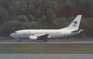 TAESA BOEING B-737-500 XA-SAC