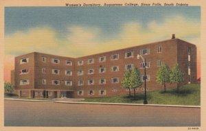 SIOUX FALLS , South Dakota , 30-40s , Women's Dorm , Augustana College