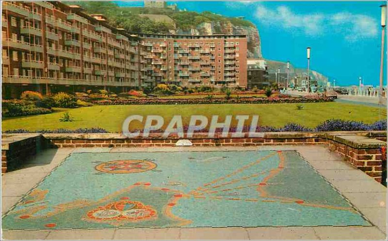 Modern Postcard the Mosaic Dover
