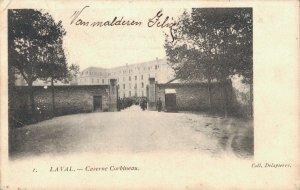 France Military Laval Caserne Corbineau WW1 03.66