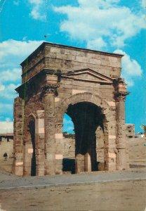 Post card Syria Latakia Victory Arch