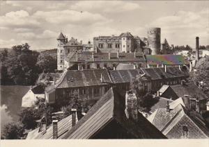 Czech Republic Jindrichuv Hradec Pohled na zamek od vychodu Photo