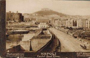 Italy Napoli Castel Sant'elmo  03.76
