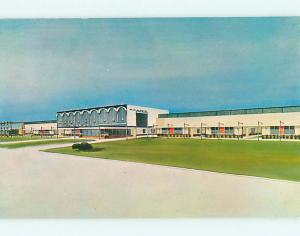 Unused Pre-1980 ALAMO PLAZA MOTEL Charlotte North Carolina NC u0961-22