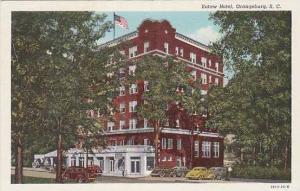 South Carolina Orangeburg Eutaw Hotel