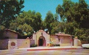 Mission San Juan Capistrano California 1957