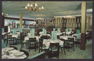 Hilltop Restaurant,Riverdale,NY Postcard