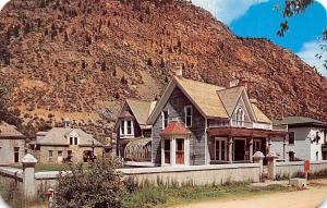 Georgetown Colorado~Hamill House~1960 Postcard