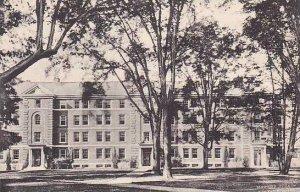 Maine Orono Oak Hall Mens Dormitory University Of Maine Albertype