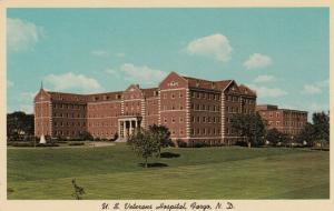 FARGO , North Dakota , 40-60s : U.S. Veterans Hospital