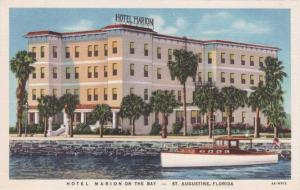 Hotel Marion on the Bay - St Augustine FL, Florida - Linen