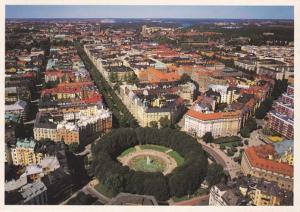 East Side of Stockholm, Sweden - mailed 1998