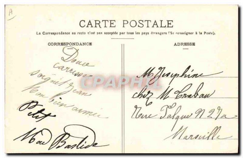 Old Postcard Bank Montpellier Caisse d & # 39Epargne