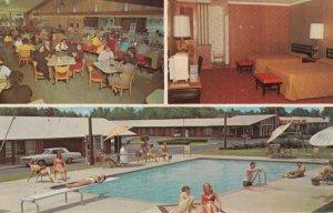 ROCKY MOUNT , North Carolina , 50-60s ; Quality Courts Motel Coral & Restaurant