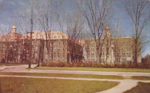 College St-Maurice Et Ecole Normale, St-Hyacinthe, Quebec, Canada, 1940-1960s