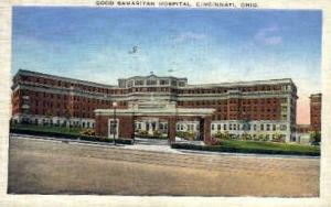 Good Samaritan Hospital Cincinnati OH 1939