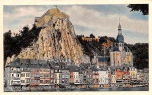 La Citadelle et la Cathedral Dinant Belgium Unused