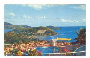 St THomas , US Virgin Islands , 40-60s
