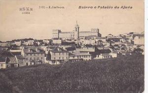 Bairro E Palacio Da Ajuda, Lisboa, Portugal, 1900-1910s