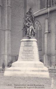 MOLL, Antwerp, Belgium, PU-1911; Monument De La Guerre Des Paysans