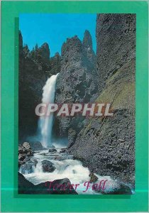 Modern Postcard Yellowstone National Park