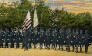 Police Department 1912, Chicago, Illinois, ILL, USA Occupational 1912 some in...