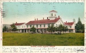 1906 Seaside House Seaside Oregon undivided Mitchell postcard 1142