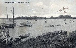[ Albertype ] US Massachusetts Quisset - Quisset Harbor