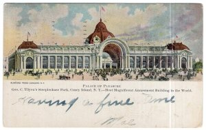 Coney Island, N.Y., Palace Of Pleasure, Geo. C. Tilyou's Steeplechase Park