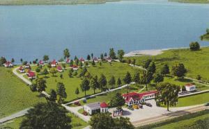 Dawson's Quinta Beach Motel, Deseronto, Ontario, Canada, 40-60s