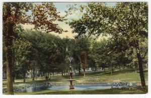 Bath, Me, City Park