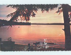 Pre-1980 SHORELINE SCENE Sackville - Near Moncton New Brunswick NB AD5798