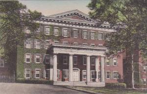 North Carolina Winston Salem Main Hall Salem College  Albertype