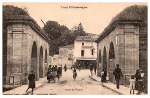 France Toul Pittoresque  Port de France