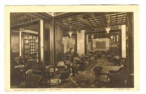 Excelsior Hotel Italie - Florence - Main Lounge ; ITALY, 00-10s